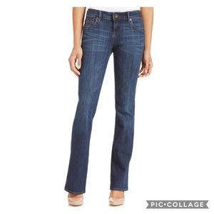 Kut from the Kloth Natalie High Rise Boot Cut Jean